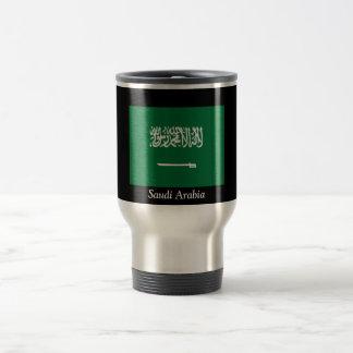 Flag of Saudi Arabia Coffee Mug