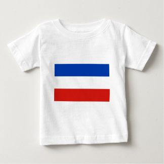 Flag_of_Schleswig-Holstein.svg Baby T-Shirt