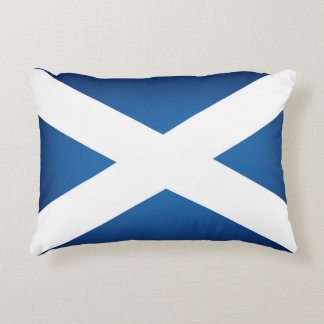 Flag of Scotland Accent Pillow