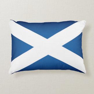 Flag of Scotland Accent Pillow