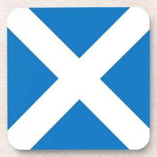 Flag of Scotland Beverage Coasters