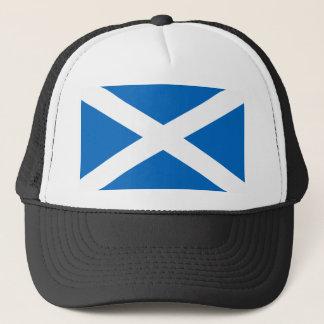 Flag of Scotland - Bratach na h-Alba Trucker Hat