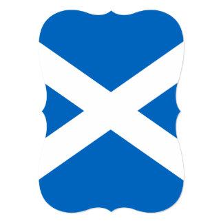 Flag of Scotland Card