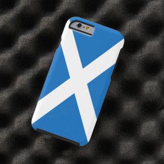 Flag of Scotland Tough iPhone 6 Case