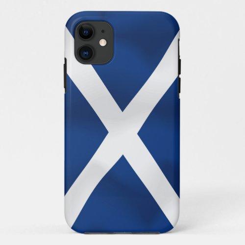 Flag of Scotland Phone Case