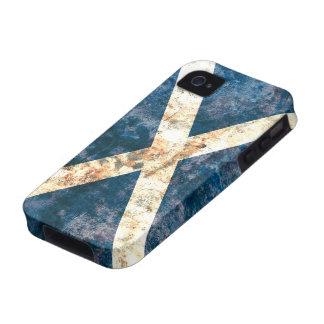 Flag of Scotland Case-Mate Tough™ for iPhone 4 iPhone 4 Covers