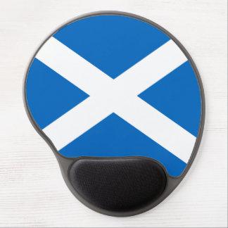 Flag of Scotland Gel Mousepads