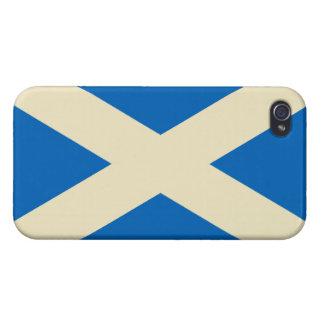 Flag of Scotland iPhone 4/4S Case