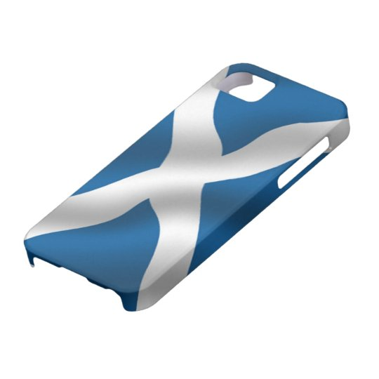 Flag of Scotland iPhone 5 Case-Mate