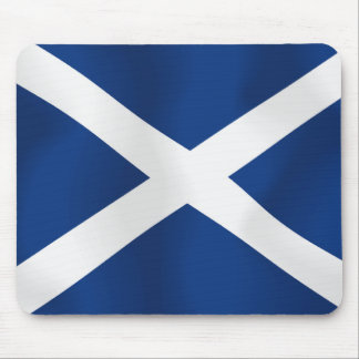 Flag of Scotland Mouse Pad