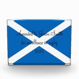 Flag of Scotland or Saltire Award