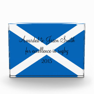 Flag of Scotland or Saltire Award