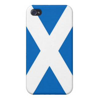 Flag of Scotland or Saltire iPhone 4 Cover