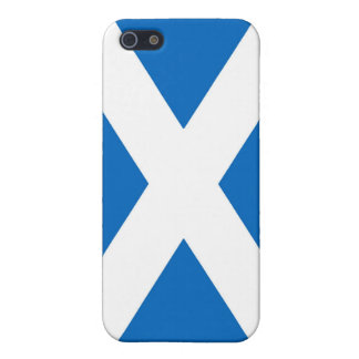 Flag of Scotland or Saltire iPhone SE/5/5s Case