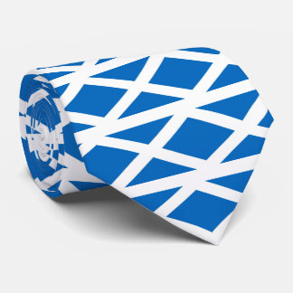Flag of Scotland or Saltire Tie