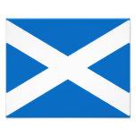 Flag of Scotland Photo Print