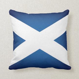 Flag of Scotland Pillows