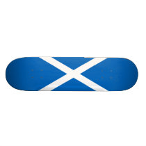 Flag of Scotland Skateboard Deck