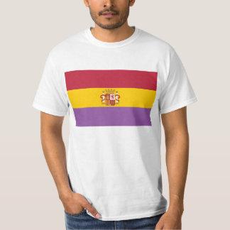 Flag of Second Spanish Republic T Shirt