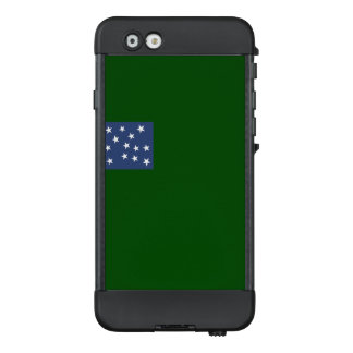 Flag of Second Vermont LifeProof iPhone Case