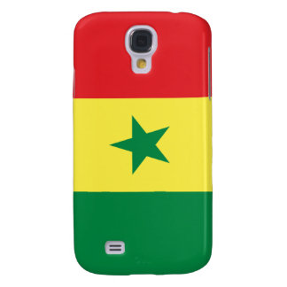 Flag of Senegal Samsung Galaxy S4 Cover