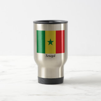 Flag of Senegal Mugs