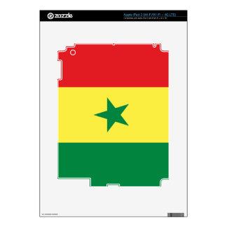 Flag of Senegal iPad 3 Decals