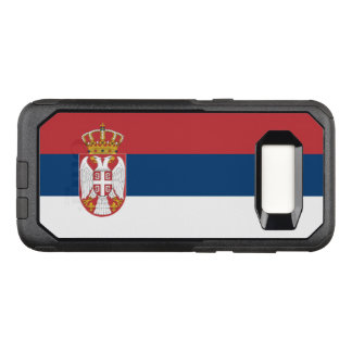 Flag of Serbia Samsung OtterBox Case