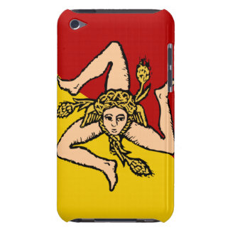 Flag of Sicily Touch  Barely There iPod Cover