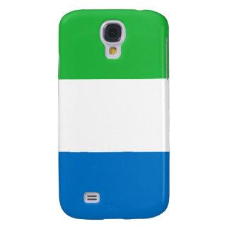 Flag of Sierra Leone Samsung Galaxy S4 Cover