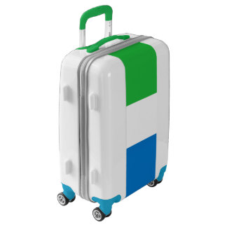 Flag of Sierra Leone Luggage (Carry-On)
