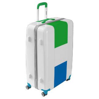 Flag of Sierra Leone Luggage (Large)