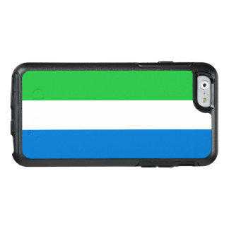 Flag of Sierra Leone OtterBox iPhone Case