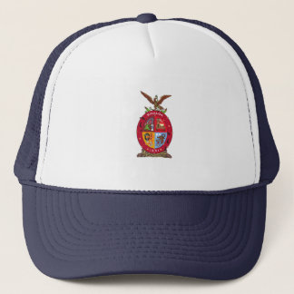 Flag of Sinaloa Trucker Hat
