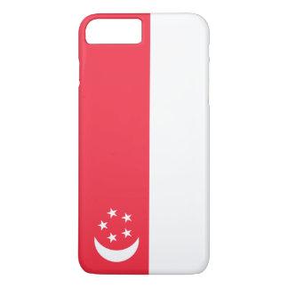 Flag of Singapore iPhone 7 Plus Case