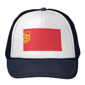Flag of Skopje Trucker Hat