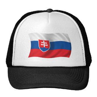 Flag of Slovakia Trucker Hat