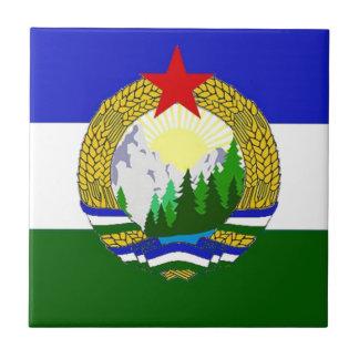 Flag of Socialist Cascadia Tile