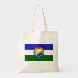 Flag of Socialist Cascadia Tote Bag