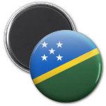 Flag of Solomon Islands Fridge Magnets