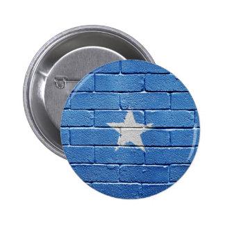 Flag of Somalia 2 Inch Round Button