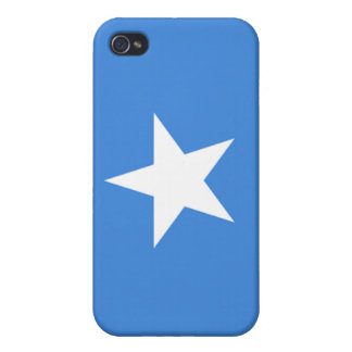 Flag of Somalia Cases For iPhone 4