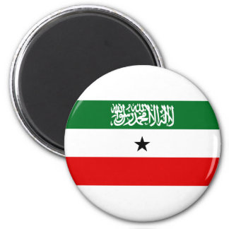 Flag of Somaliland Refrigerator Magnet