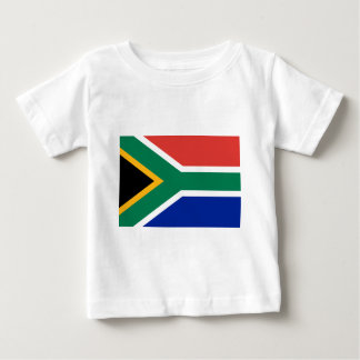 Flag of South Africa Baby T-Shirt