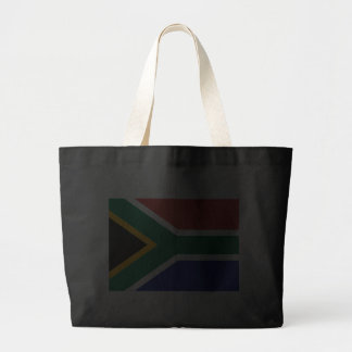 Flag of South Africa Tote Bags