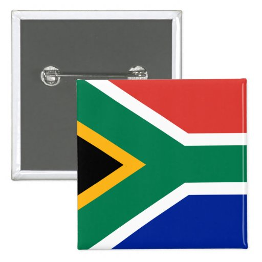 Flag of South Africa Pins