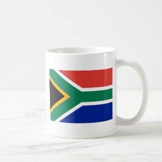 Flag of South Africa Coffee Mugs
