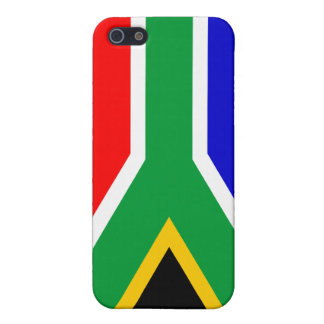 Flag of South Africa Cover For iPhone SE/5/5s
