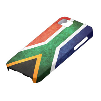 Flag of South Africa iPhone SE/5/5s Case