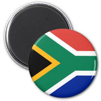 Flag of South Africa Fridge Magnet